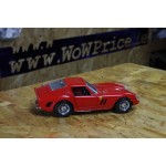 1/18 Bburago 1962 Ferrari GTO Red Diecast Model Car