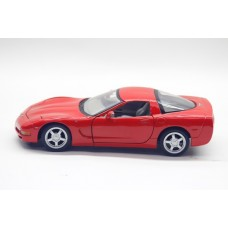 1/24 Maisto 1997 Chevrolet Corvette Diecast Model Car
