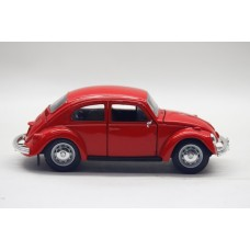1/24 Maisto VW Beetle Diecast Model Car
