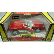 1/18 Bburago 1957 CHEVROLET CORVETTE Special Collection