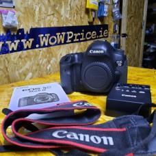 Canon EOS 5D Mark III 22.3MP Digital SLR Camera Body