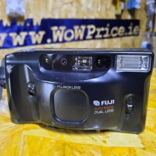 Fuji DL-180 TELE 35mm Film Camera