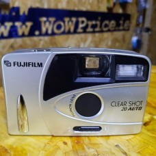 FujiFilm Clear Shot 20 Auto 35mm Film Camera