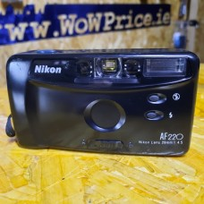 Nikon AF220 35mm Film Camera