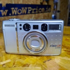 Samsung FINO 120 Super 35mm Film Camera