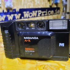 Miranda DX A-X 35mm Film Camera