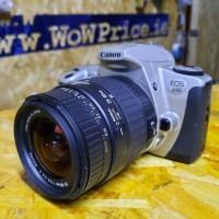 Canon EOS 300 - Sigma 28-80mm II Lens 35mm Film Camera