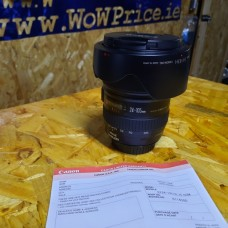 Canon EF L-series 24-105mm F/4 L IS USM Lens