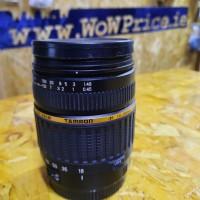 Tamron 18-200mm f/3.5-6.3 Di-II IF MACRO Lens FOR CANON