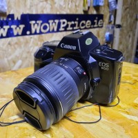 Canon EOS 650 - Lens 28-90mm 35mm Film Camera