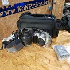 Nikon D50 Camera Nikon DX AF-S Nikkor 18-55mm Lens
