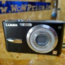 Panasonic Lumix DMC-FX3 6MP Digital Camera