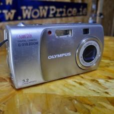 Olympus Camedia C-310 Zoom 3.2MP Camera