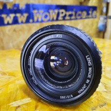 Hoya HMC 28-50mm f3.5-4.5 F-Mount Manual Lens for Nikon