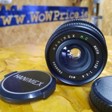 Hanimex M.C 28mm FD-Mount for Canon