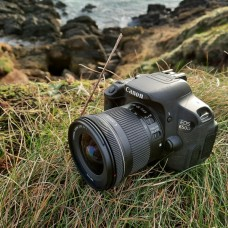 Canon EOS 650D EF-S 10-18mm Lens