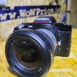 02121 SLR Minolta 5000 Lens AF 28-80mm