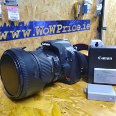 Canon EOS 500D / Rebel T1i / Kiss X3 Lens Sigma 17-50mm f2.8 EX DC OS HSM