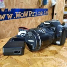 Canon EOS 1000D Lens Tamron 18-200mm XR Di II