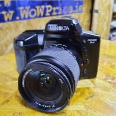 Minolta Dynax 5xi Lens Sony 18-70mm f3.5-5.6 35mm Film Camera