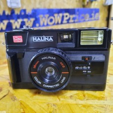 Halina MW 35G 35mm Film Camera