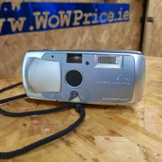 24431 Olympus i-10 lens 24mm APS Film Camera