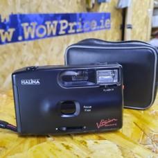 Halina Vision Snapz 35mm Film Camera