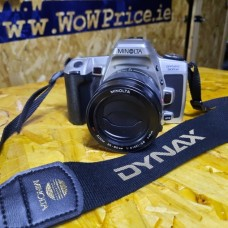 02133 Minolta Dynax 505si Lens 35-80mm 35mm Film Camera