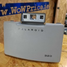 Polaroid Model 320 Land Camera Automatic Instant Camera