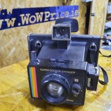 Polaroid Super Colour Swinger Instant Camera