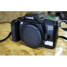 Canon EOS 5000 Body only Film Camera