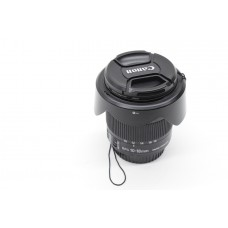 Used: Canon EF-S 10-18mm f/4.5-5.6 IS STM Lens