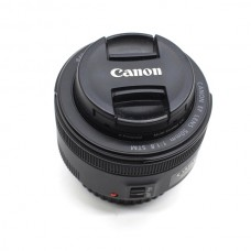 Used: Canon 50mm STM