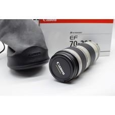 Used: CANON EF 70-200mm f/4 L USM Tele Zoom Lens