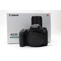 Rent: Canon Eos 77d Camera - Body Only