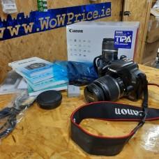 Canon EOS 450D Camera 18-55mm Lens