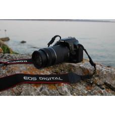 Canon EOS 450D Camera 75-300mm Lens