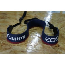 Canon  Eos Strap Blue Red White