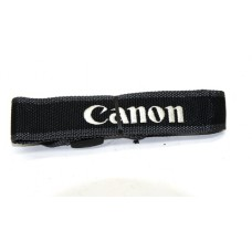 Canon Gray Black Neck Shoulder Strap