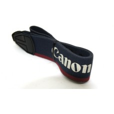 Canon Red Blue White Neck Shoulder Strap