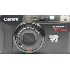 Canon Sure Shot Telemax 35mm Film Camera