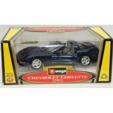 1/18  Bburago Cevrolet Corvette Targa cod30166 Special Collection