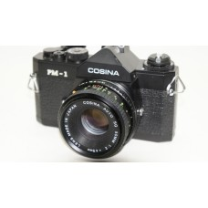 Cosina PM-1 (CT-1) 35mm Film Camera Cosina 50mm