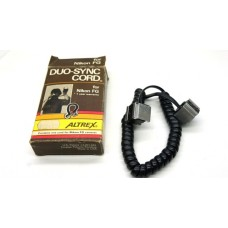 Duo-Sync Cord For Nikon FG