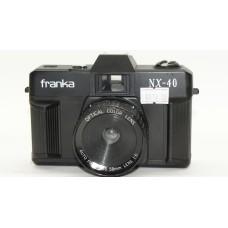 Franka NX-40 35mm Film Camera