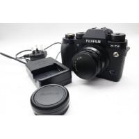 Fujifilm X-T2 24.3MP 7artisans 35mm F1.2 Manual Lens