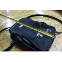 Kodak Black Vintage Camera Leather Bag