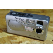 Used:  Konica Digital Revio KD-100 Camera
