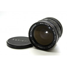Soligor 28mm 1:2.8 WIDE ANGLE LENS with M42 MOUNT For Pentax