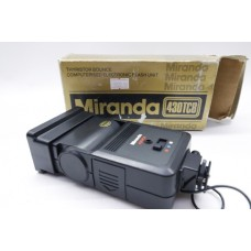 MIRANDA 430TCB AUTO FLASH UNIT